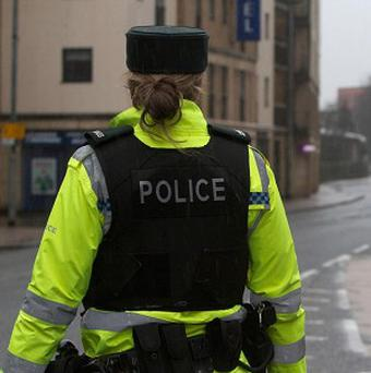 The device was found in the Forthriver Road area of Belfast