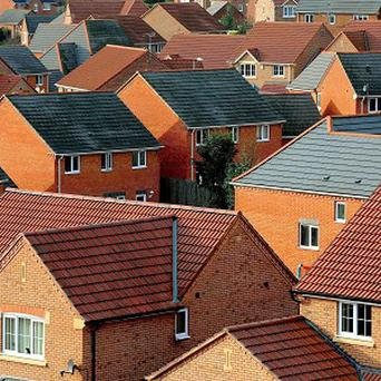 The Housing Rights Service said it has seen a 35 per cent increase in the number of homeowners asking for help