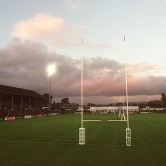 Rugby bosses ruled out the home of Ulster Rugby, Ravenhill, as a venue for the World Police and Fire Games opening ceremony