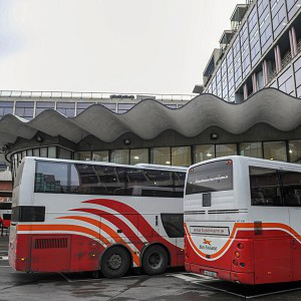 Rising bus fares were among the factors which pushed the cost of living up, the Central Statistics Office said