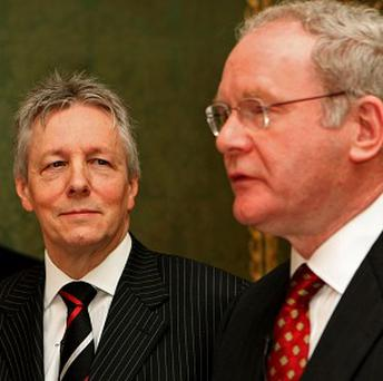 Amnesty has written to Office of First and Deputy First Minister pointing out a 'justice gap'
