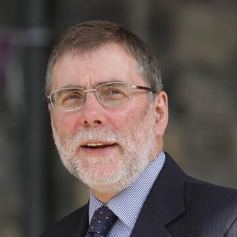 Current staff will still have to deliver services under a new and more affordable structure, Nelson McCausland said