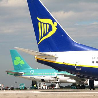 Ryanair's takeover bid for rival Aer Lingus was rejected by the European Commission