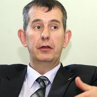Health Minister Edwin Poots said draft guidelines on abortion will be produced early in March