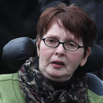 MS sufferer Marie Fleming is seeking the right to die in an assisted suicide
