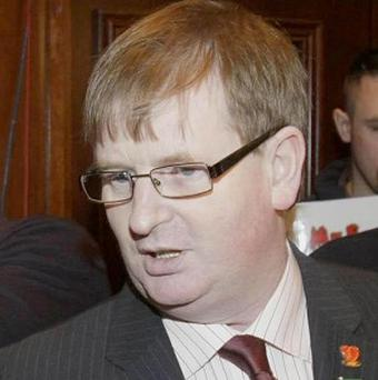 Willie Frazer is being questioned as part of a new police investigation into illegal marches and parades