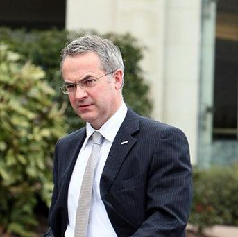 Alex Attwood backed plans for a redevelopment of the University of Ulster's Belfast campus