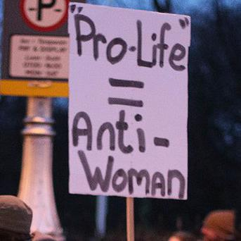 Pro-choice campaigners are calling on the Government to introduce a new abortion law
