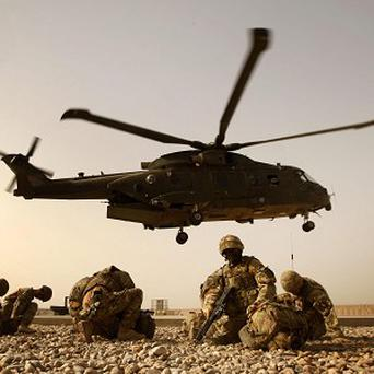 More than 30 medics from Northern Ireland are helping to run a field hospital at Camp Bastion