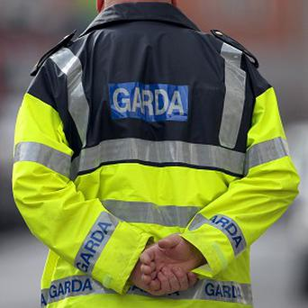 A teenager is in hospital after being shot in a gangland-style gun attack in west Dublin