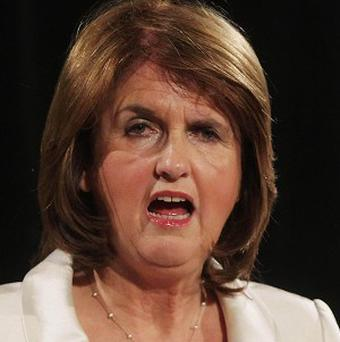 Joan Burton says the tide is turning against social welfare fraudsters