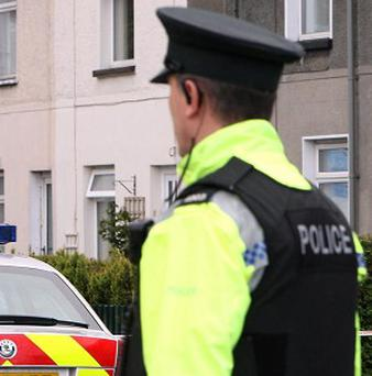 The PSNI said the devices have been taken for forensic examination