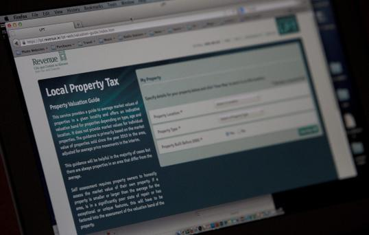 Certain payments for household tax will be due before Christmas
