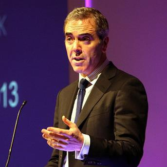 James Nesbitt said the Government must take urgent action and make Alzheimer's research a new priority