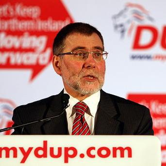 Demand for appropriate-sized accommodation will dramatically outstrip supply once the bedroom tax comes into force, Nelson McCausland said