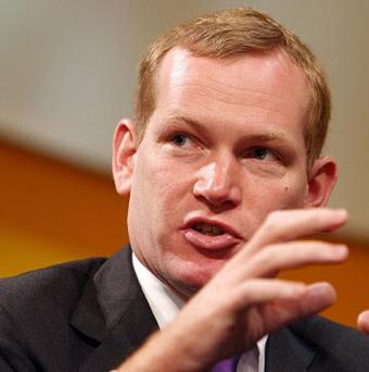 Home Office minister Jeremy Browne beleives Northern Ireland will be at greater risk of organised criminal gangs than the rest of the UK