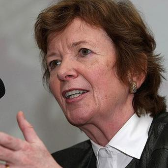 Mary Robinson has been appointed UN special envoy to the Great Lakes