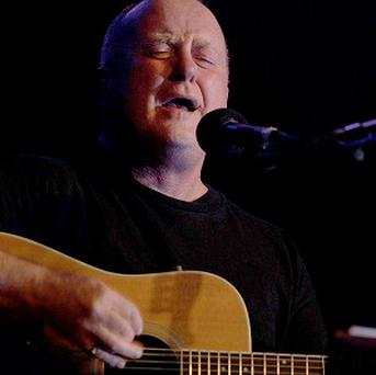 Christy Moore will perform for the Dalai Lama at the Culture of Compassion event