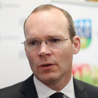 Simon Coveney said he understood why Cyprus has refused to buckle under pressure from European chiefs