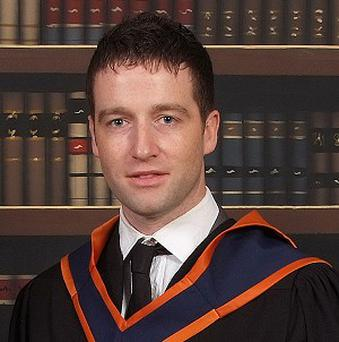 Engineer William Deasy, who was murdered in Mozambique