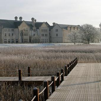 The Lough Erne Resort outside Enniskillen, Co Fermanagh, will be the venue for next June's G8 summit