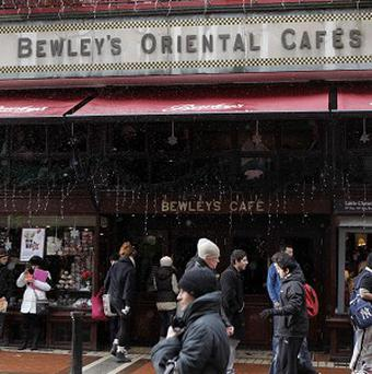 Bewley's Cafe has secured a landmark victory to stop its landlord raising rents again