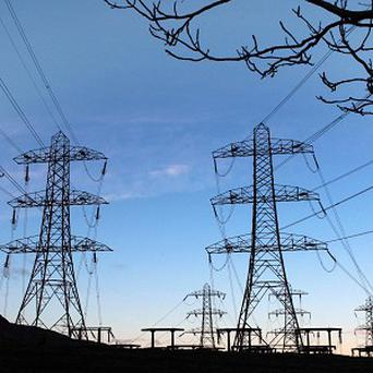Electricity prices are likely to increase because of a British tax on fossil fuels.