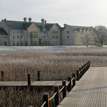 The Lough Erne Resort outside Enniskillen, Co Fermanagh, will be the venue for the G8 summit