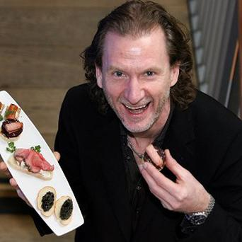 Celebrity chef Paul Rankin said he had closed Cayenne in Belfast
