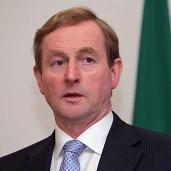 Taoiseach Enda Kenny said the expansion of the Zurich Insurance Group was excellent news