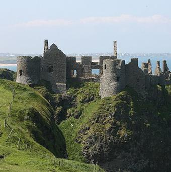 A site near Dunluce Castle in County Antrim has been hailed as potentially the region's own little Pompeii