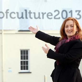 Londonderry won the race to be named as the UK City of Culture for 2013