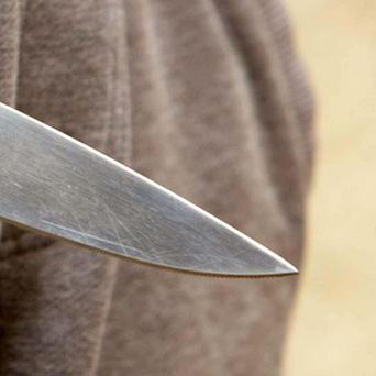 A 56-year-old man suffered stab wounds to his face, neck and arm when he was attacked in Co Louth