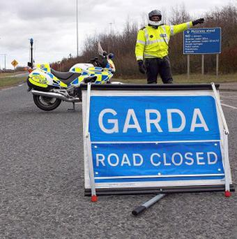The victim, who is aged in his late 60s, was pronounced dead at the scene on the Tralee to Killarney road