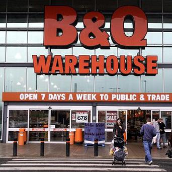 Forty-five jobs have been saved after B and Q struck a cheaper rent deal with one of its landlords to keep open a store