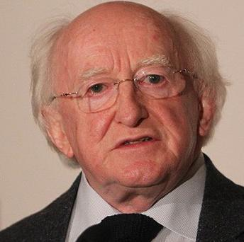 President Michael D Higgins has become a patron of the Irish Men's Sheds Association