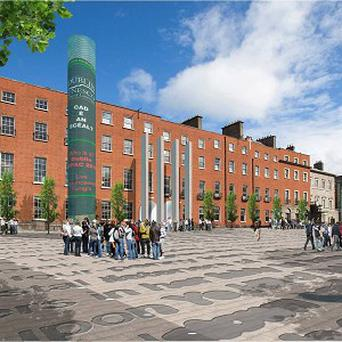 A plan for a 60 million euro cultural quarter in one of Dublin's finest Georgian squares