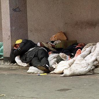 Homeless services across Dublin are at breaking point after years of budget cuts by health chiefs