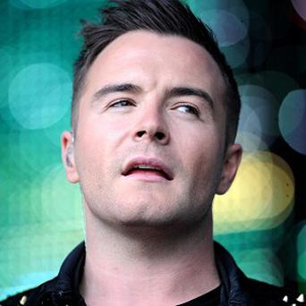 Shane Filan said he was 'so excited' about his first solo album after bowing out with Westlife