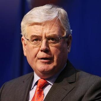 Tanaiste Eamon Gilmore claimed the coalition was united on the need for 300 million euro salary savings