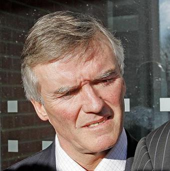 Former junior minister Ivor Callely was bailed after being charged with expenses fraud