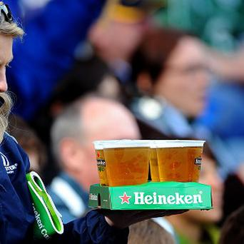 Alcohol sponsorship of sport will be seen as a crazy idea in 15 years, a public health specialist has warned