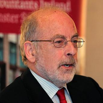 Governor Patrick Honohan said the main focus of the Central Bank was restoring financial stability to the Irish economy