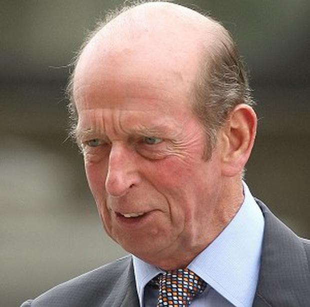 The Duke of Kent has become the first British royal to pay tribute to Ireland's revolutionaries at Glasnevin cemetery in Dublin
