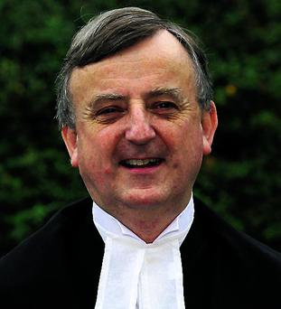 Judge Patrick Durcan: raised plight of Josef Pavelka
