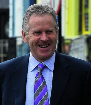 Stan McCarthy: chief executive of the Kerry Group