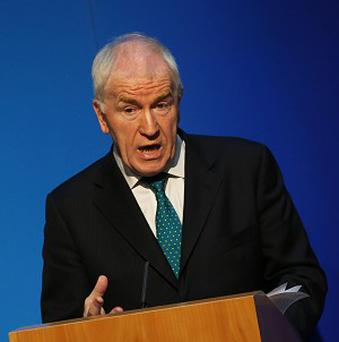 Jimmy Deenihan described the move to remember victims of the Great Famine as 'remarkable'