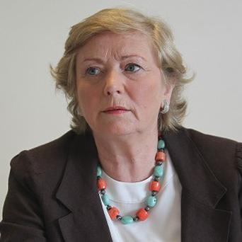 Children's Minister Frances Fitzgerald said 16-year-olds are no longer being sent to adult prisons