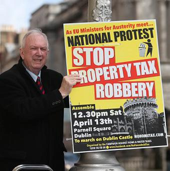 Unite regional secretary Jimmy Kelly said there is 'no economic reason' to impose the public sector cuts