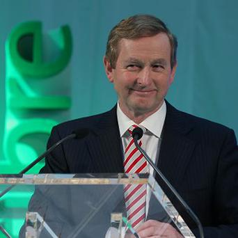 Taoiseach Enda Kennyhas paid tribute to the victims of the Boston Marathon bombing